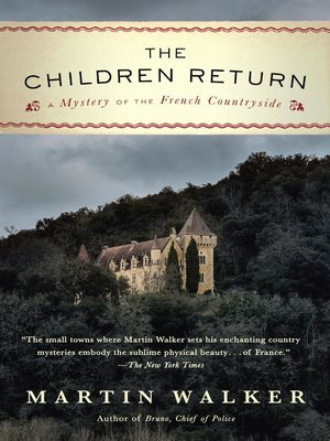 cover image of The Children Return
