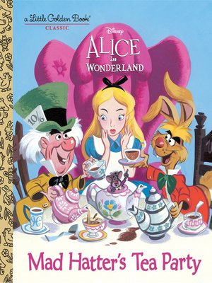 cover image of Mad Hatter's Tea Party