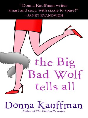 cover image of The Big Bad Wolf Tells All
