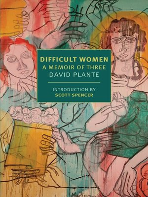 cover image of Difficult Women