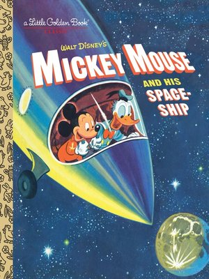 cover image of Mickey Mouse and His Spaceship