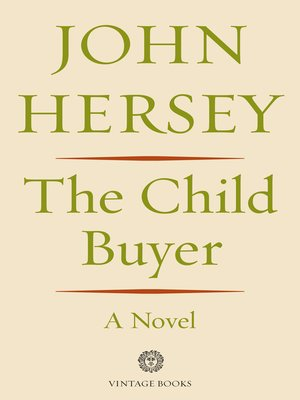 cover image of The Child Buyer