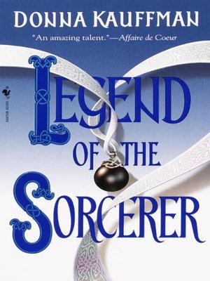 cover image of Legend of the Sorcerer