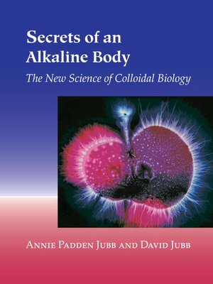 cover image of Secrets of an Alkaline Body