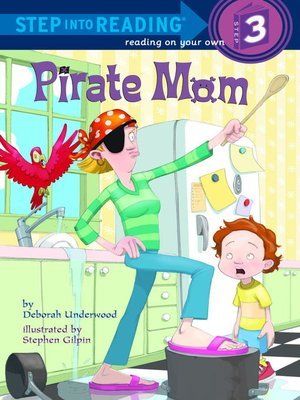 cover image of Pirate Mom