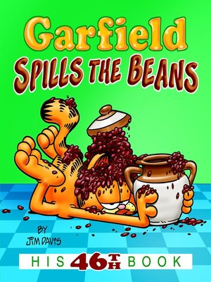 cover image of Garfield Spills the Beans