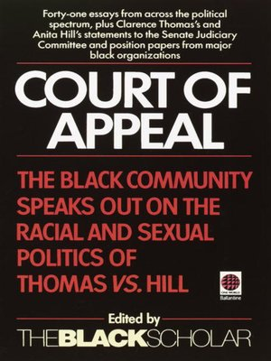 cover image of Court of Appeal