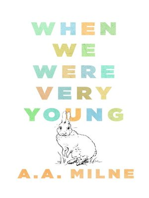 cover image of When We Were Very Young