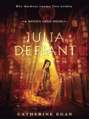 cover image of Julia Defiant