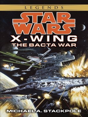 cover image of The Bacta War