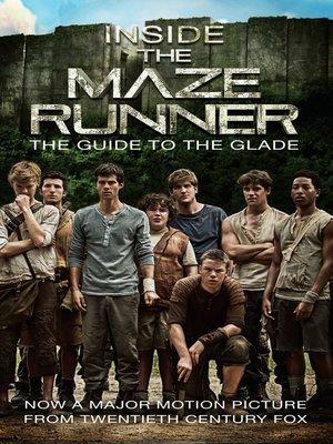 cover image of Inside the Maze Runner
