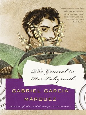 cover image of The General in His Labyrinth