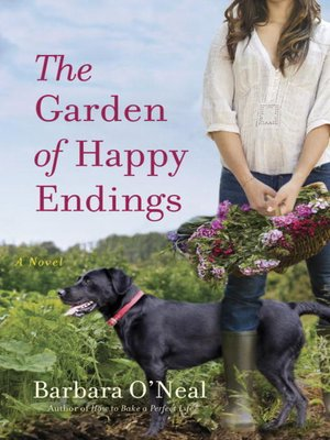 cover image of The Garden of Happy Endings