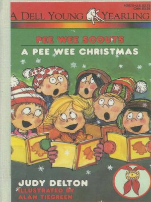 cover image of A Pee Wee Christmas