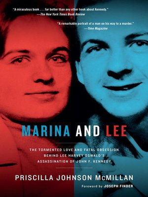 cover image of Marina and Lee