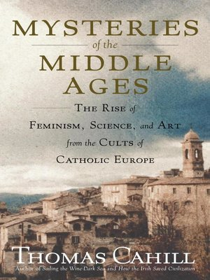 cover image of Mysteries of the Middle Ages