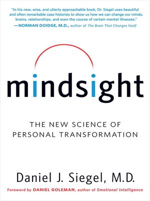 cover image of Mindsight