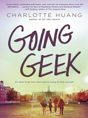 cover image of Going Geek
