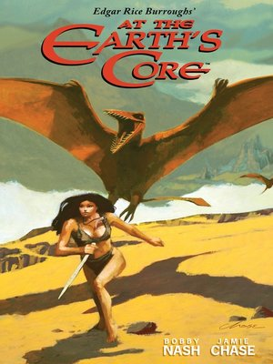 cover image of Edgar Rice Burroughs' At the Earth's Core