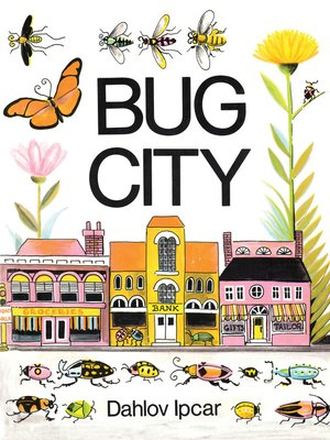 cover image of Bug City