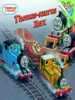 cover image of Thomas-saurus Rex (Thomas & Friends)