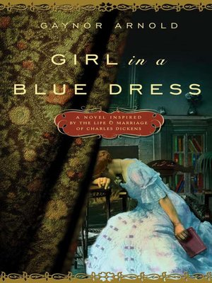 cover image of Girl in a Blue Dress