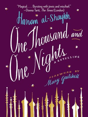 cover image of One Thousand and One Nights
