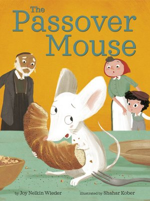 cover image of The Passover Mouse
