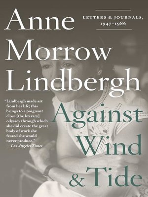 cover image of Against Wind and Tide