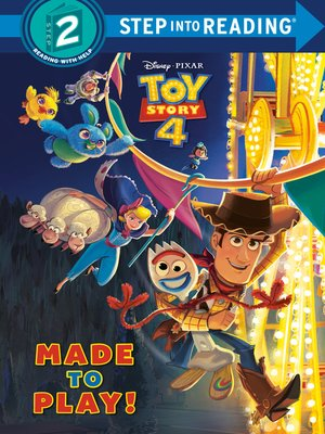 cover image of Made to Play! (Disney/Pixar Toy Story 4)