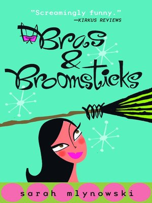 cover image of Bras & Broomsticks