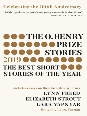 cover image of The O. Henry Prize Stories#100th Anniversary Edition (2019)