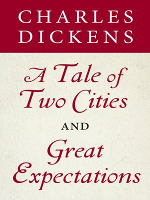 cover image of A Tale of Two Cities and Great Expectations