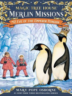 cover image of Eve of the Emperor Penguin