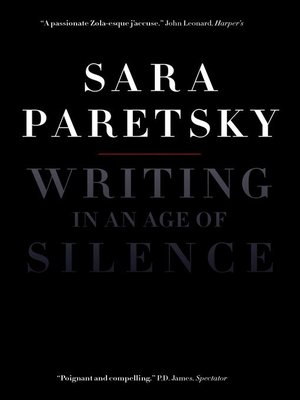 cover image of Writing in an Age of Silence
