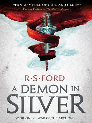 cover image of A Demon in Silver (War of the Archons)