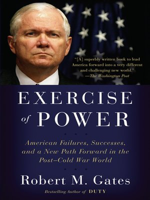 cover image of Exercise of Power