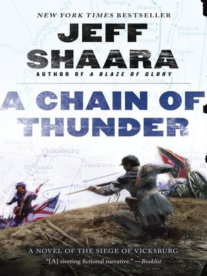 cover image of A Chain of Thunder