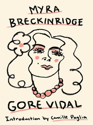 cover image of Myra Breckinridge