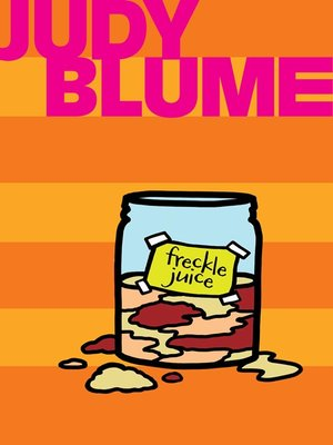 cover image of Freckle Juice