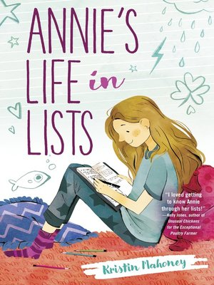 cover image of Annie's Life in Lists