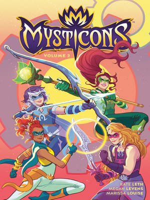 cover image of Mysticons (2018), Volume 2