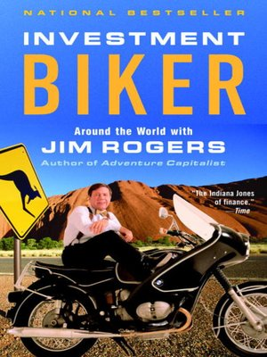 cover image of Investment Biker