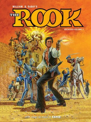cover image of W.B. DuBay's The Rook Archives, Volume 1