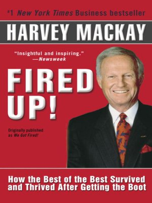 cover image of Fired Up!
