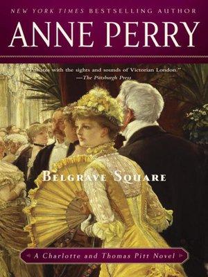 cover image of Belgrave Square