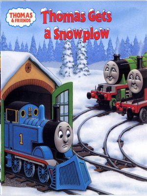 cover image of Thomas Gets a Snowplow (Thomas & Friends)