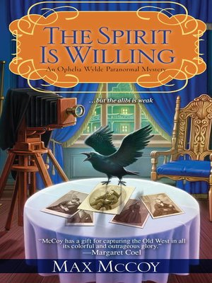 cover image of The Spirit is Willing