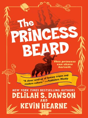 cover image of The Princess Beard