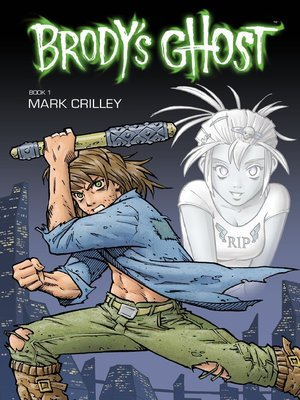 cover image of Brody's Ghost (2010), Volume 1